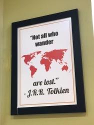 Tolkien Sign